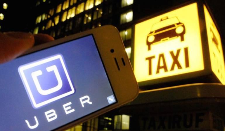 Crece la demanda del servicio de usuarios por Uber.