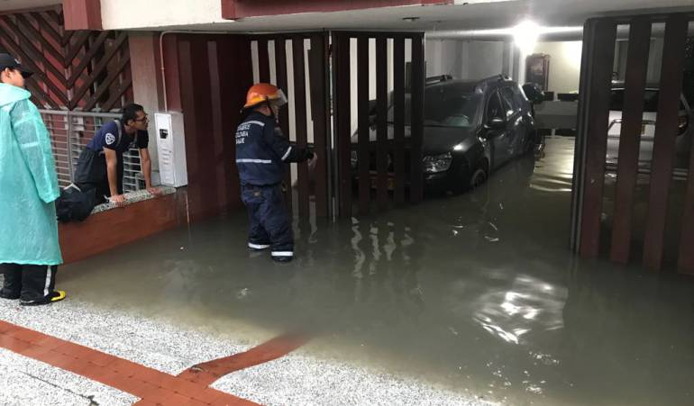 Lluvias en Ibagué: Emergencias por lluvias en Ibagué