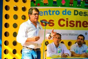 Presidente de CMSA, Ricardo Gaviria.