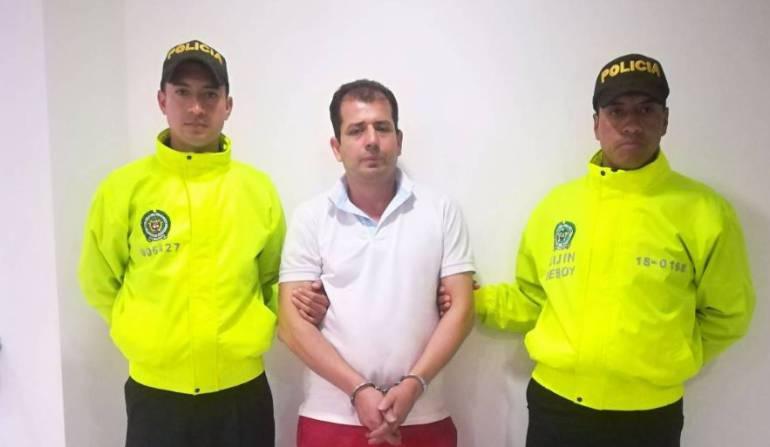 Capturan a asesino buscado por interpol en Boyacá: A la cárcel autor de feminicidio en Boyacá que era buscado con circular azul de la Interpol