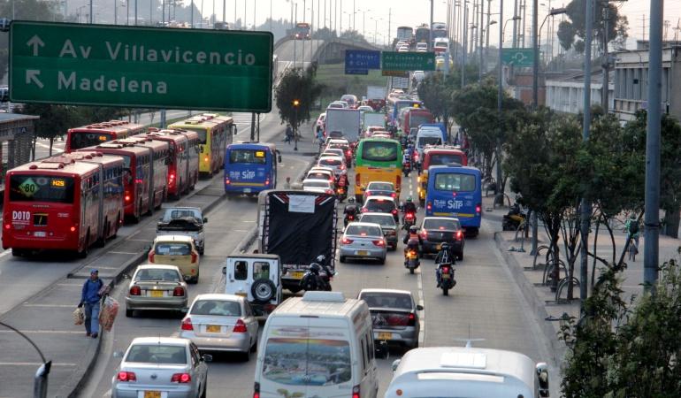 Vía Bogotá- Villavicencio: Cuatro túneles y 16 puentes fueron puestos al servicio de los usuarios en la vía Bogotá- Villavicencio