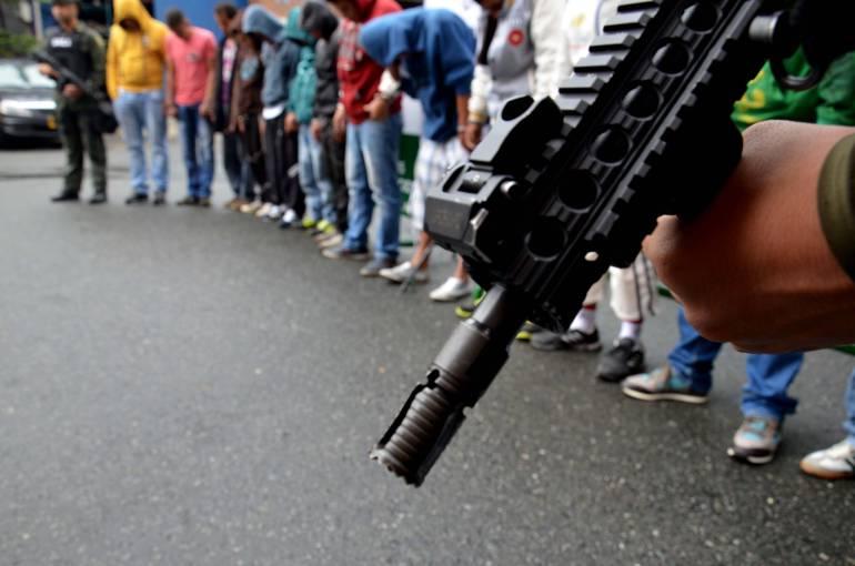 Denuncian creación de nuevo combo criminal integrado por Venezolanos