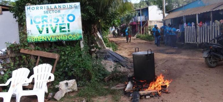 Noticias de San Andrés y Providencia: Amplían programa de 'Olla comunitaria' en archipiélago de San Andrés