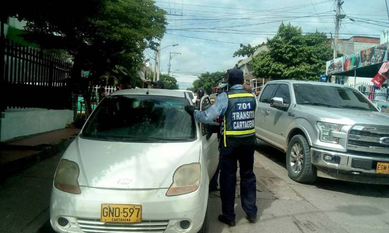 A segundo debate proyecto que crea categorías de empleo en el tránsito de Cartagena: A segundo debate proyecto que crea categorías de empleo en el tránsito de Cartagena
