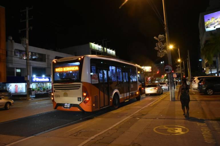 Personería de Cartagena demandará alza en el pasaje nocturno de Transcaribe para la zona turística: Personería de Cartagena demandará alza en el pasaje nocturno de Transcaribe para la zona turística