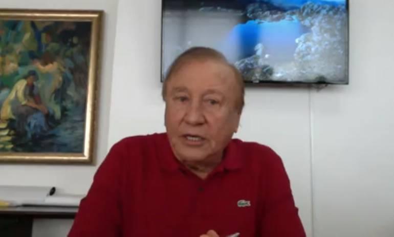 ALCALDE DE BUCARAMANGA ANUNCIA RECOLECCIÓN DE 500 MIL FIRMAS PARA DEFENDER EL PÁRAMO DE SANTURBÁN ANLA MINERÍA: Alcalde recogerá 500 mil firmas para defender páramo de Santurbán