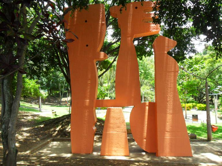 Esculturas de Medellín cambian de cara