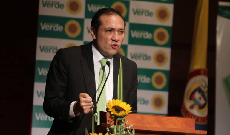 Congreso Antonio Sanguino: Renunció el concejal Antonio Sanguino para lanzarse al Congreso