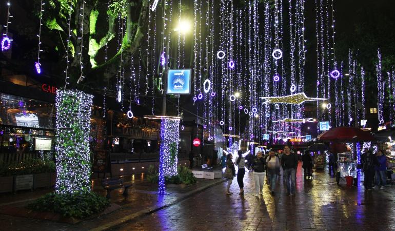 Comercio en temporada decembrina: El 37% de los comerciantes en Bogotá proyecta pocas ventas para temporada de diciembre