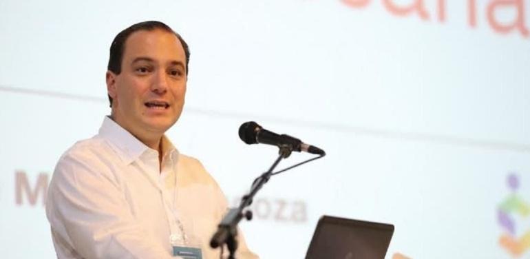 José Miguel Mendoza, superintendente de Servicios Públicos Domiciliarios