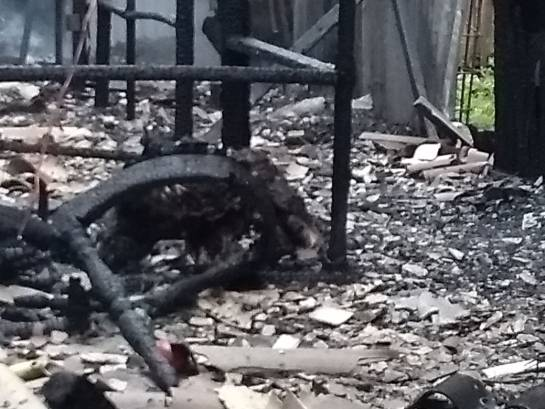 Incendio: Niño de 5 años murió en incendio en Buenaventura