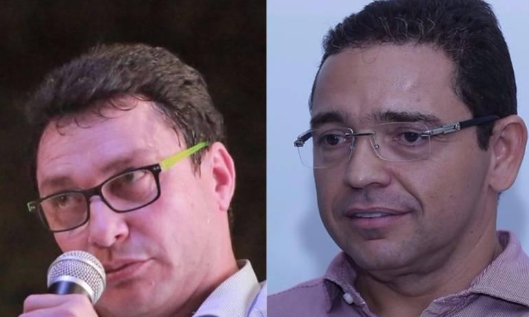 Proceso contra alcalde y ex alcalde de Santa Marta: En libertad alcalde de Santa Marta Rafael Martínez y exalcalde Carlos Caicedo Omar
