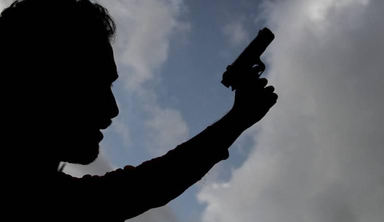 Pistola neumática en Sincelejo: Capturan a un hombre que le disparó a su madre con una pistola neumática en Sincelejo