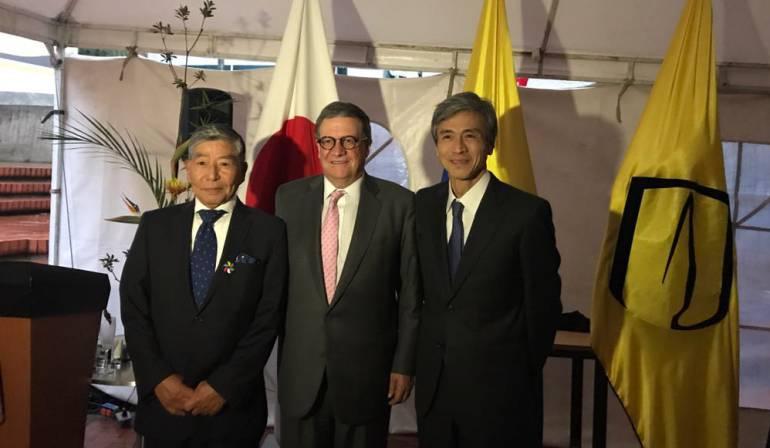 Relaciones bilaterales Colombia - Japón: En Bogotá se construirá el primer centro de información japonesa