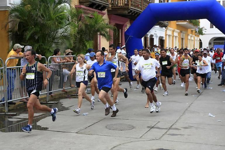 Alcaldía de Cartagena revisa que todo esté en orden para realización de IronMan 70.3: Alcaldía de Cartagena revisa que todo esté en orden para realización de IronMan 70.3