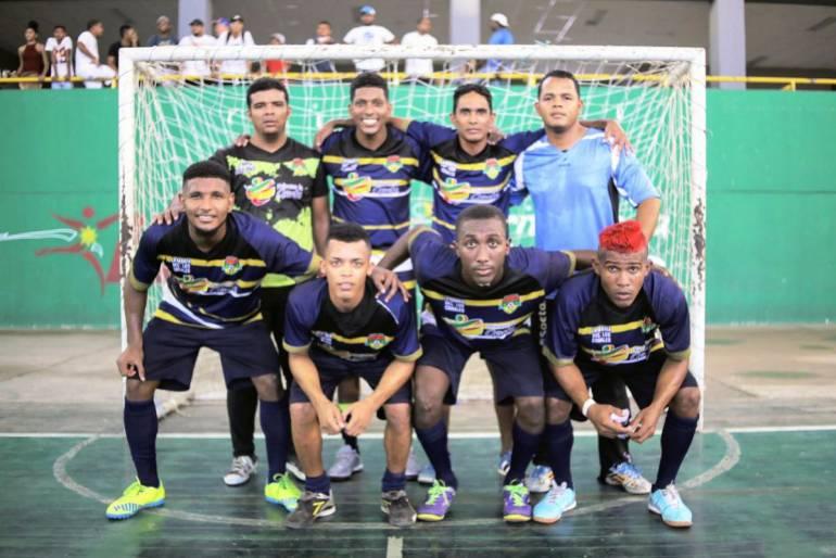 Este viernes final del torneo interbarrios de fútbol de salón de Cartagena: Este viernes final del torneo interbarrios de fútbol de salón de Cartagena