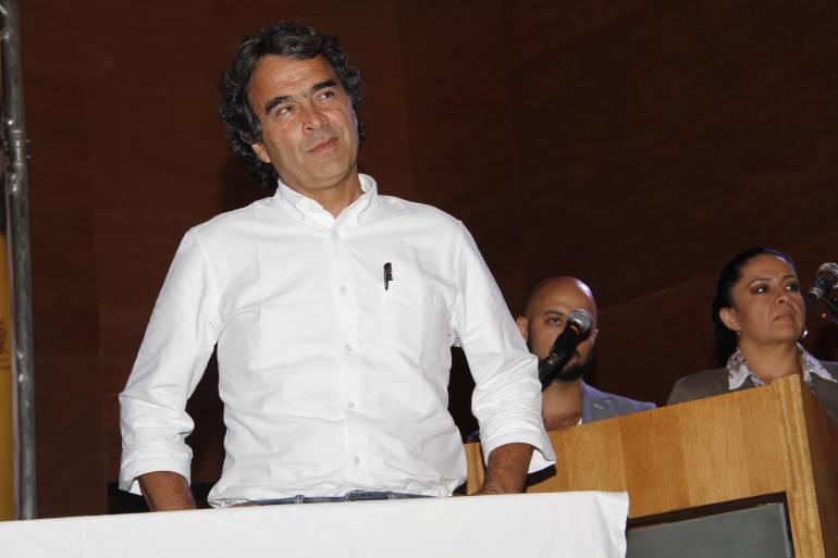 Se rompió coalición de Sergio Fajardo, Claudia López y Jorge Robledo