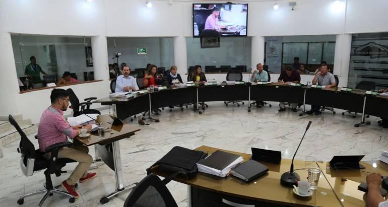 PRESUPUESTO DEL AÑO 2018 SE HUNDIÓ BUCARAMANGA CONCEJO CONFIS ALCALDE: Archivaron el proyecto de acuerdo del presupuesto de 2018