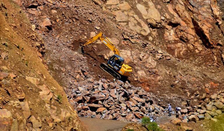 Ocupan bienes por más de $1.7 billones de los zares del oro en el Chocó