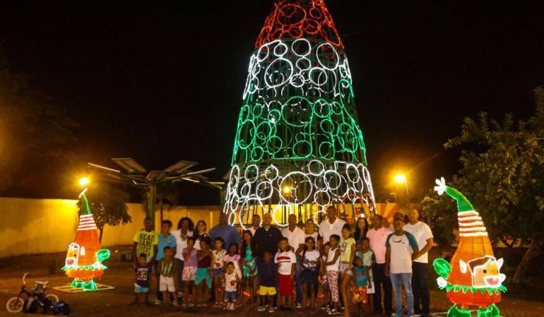 Noticias de San Andrés y Providencia: San Andrés ya encendió sus luces de Navidad