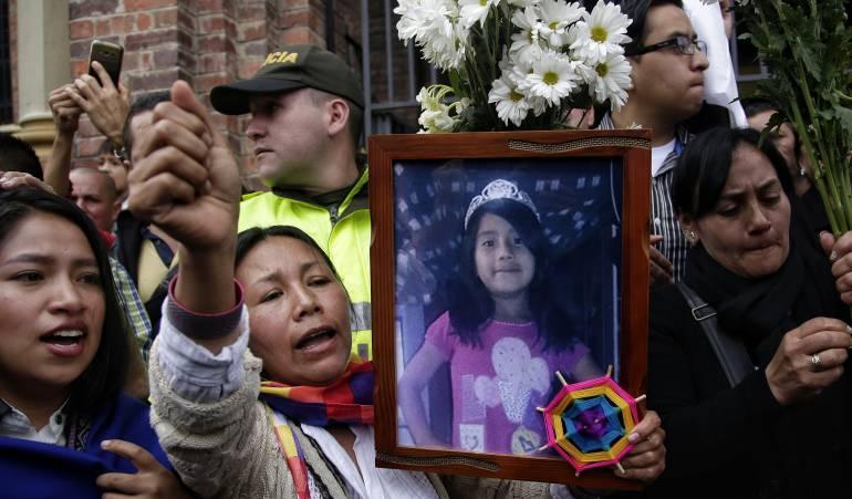 Así va la investigación, tras un año del asesinato de Yuliana Samboní