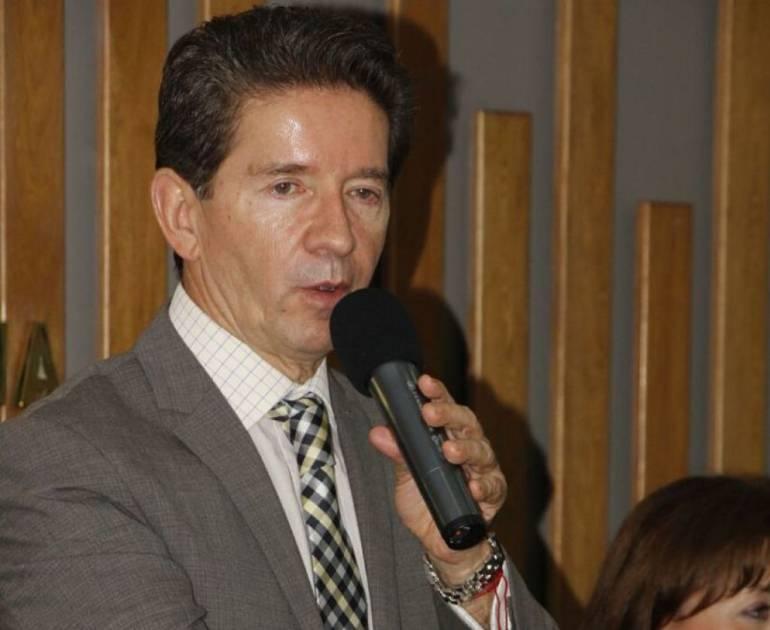 GOBERNADOR, LUIS PÉREZ, ACLARA, NARCOTRAFICANTE, JOSÉ BAYRON PIEDRAHÍTA: Gobernador Luis Pérez aclara encuentros con el narcotraficante José Bayron Piedrahíta