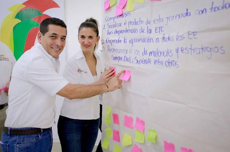 Ministerio de Educación Nacional resaltó logros de Cobertura Educativa en Bolívar