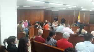 Los abogados de los imputados apelaron la decisión de la juez y la en tutelaron