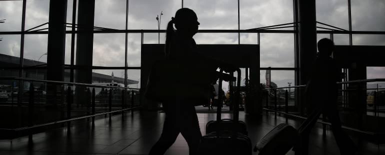 """obras en ele aeropuerto El Dorado en Bogotá: """"El aeropuerto El Dorado ahora es el mejor de América Latina"""": Santos"""