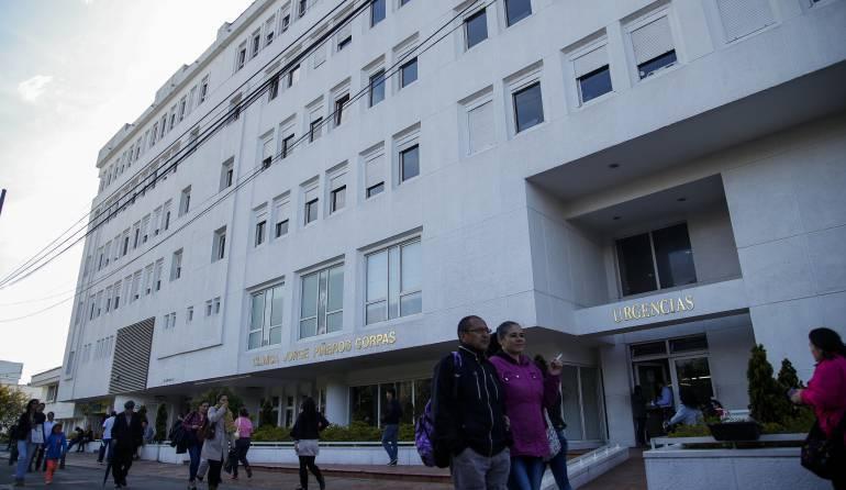 Comienza a regir la alerta verde en hospitales de Bogotá