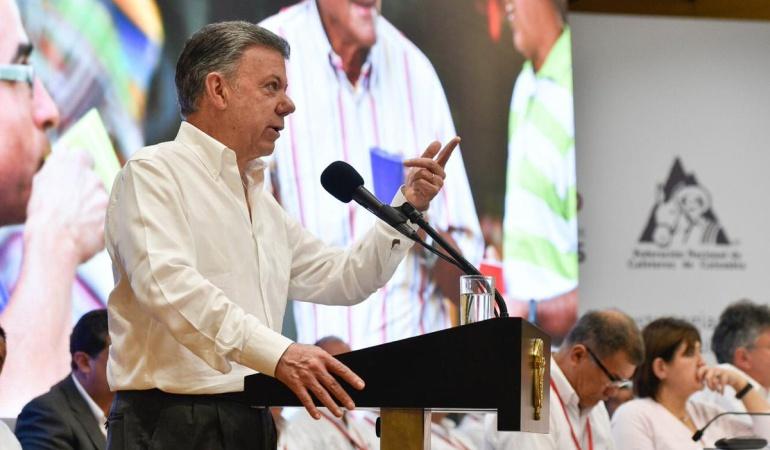 Gobierno nacional garantiza vigencias futuras para renovación de café