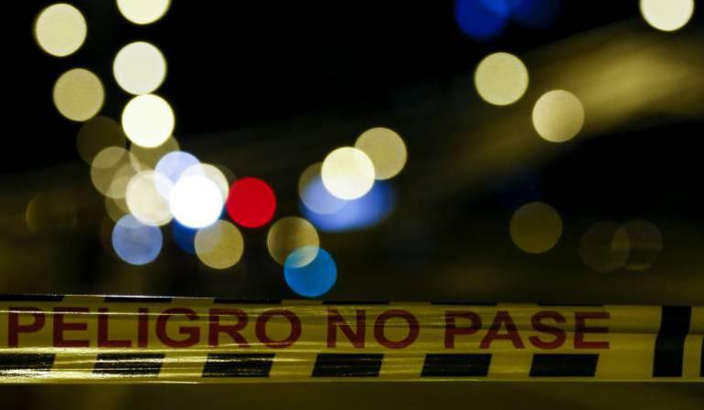 Policía halla sin vida a niña de 12 años desaparecida en Sincelejo