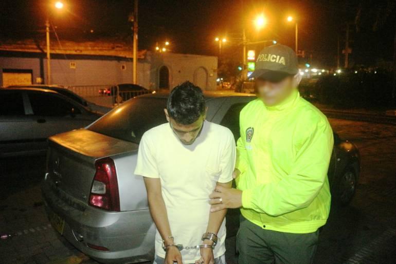 Capturan en San Jacinto Bolívar a hombre buscado por homicidio agravado: Capturan en San Jacinto Bolívar a hombre buscado por homicidio agravado