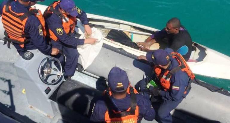 Armada Nacional recupera especies protegidas en las Islas del Rosario: Armada Nacional recupera especies protegidas en las Islas del Rosario