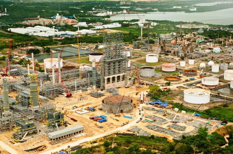Nueva refinería de Cartagena cumple con éxito prueba global de desempeño: Nueva refinería de Cartagena cumple con éxito prueba global de desempeño