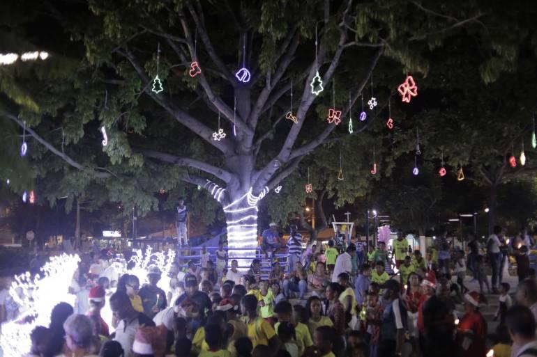 Cartagena no registró quemados durante la noche de Velitas pero se incrementaron las riñas: Cartagena no registró quemados durante la noche de Velitas pero se incrementaron las riñas