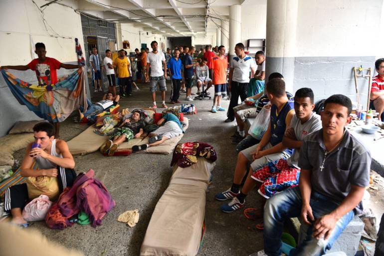 Riña campal en la cárcel de Bellavista dejó más de 30 heridos