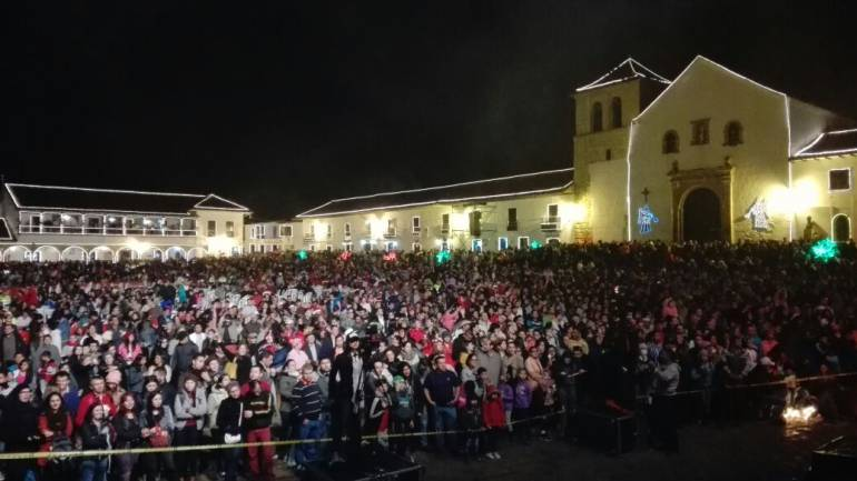 Hoy, último día de Festival de Luces de Villa de Leyva y de Festival de Tunas de Duitama en Boyacá: Hoy, último día de Festival de Luces de Villa de Leyva y de Festival de Tunas de Duitama en Boyacá