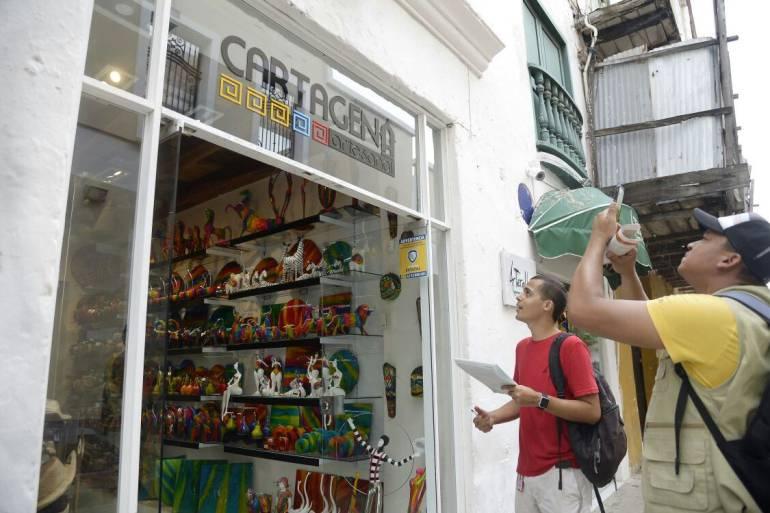 Proceso contra 90 locales del Centro Histórico de Cartagena por violación del patrimonio: Proceso contra 90 locales del Centro Histórico de Cartagena por violación del patrimonio
