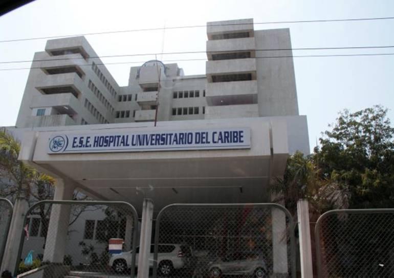 Prorrogan por un año intervención al Hospital Universitario del Caribe: Prorrogan por un año intervención al Hospital Universitario del Caribe