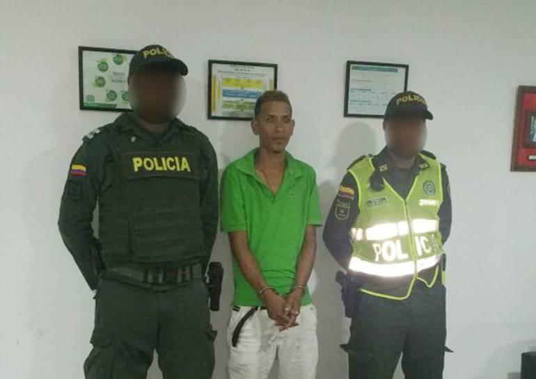 Cinco capturados en menos de 24 horas en Cartagena: Cinco capturados en menos de 24 horas en Cartagena