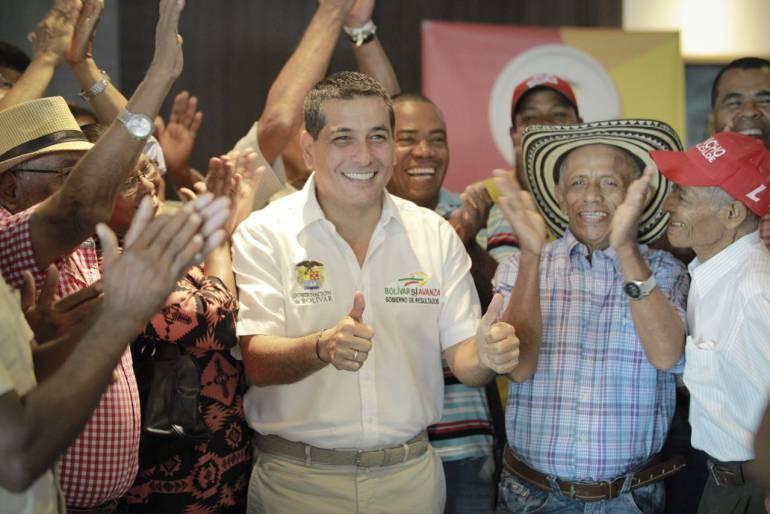 En OCAD Caribe, Bolívar se asegura 80 mil millones: En OCAD Caribe, Bolívar se asegura 80 mil millones