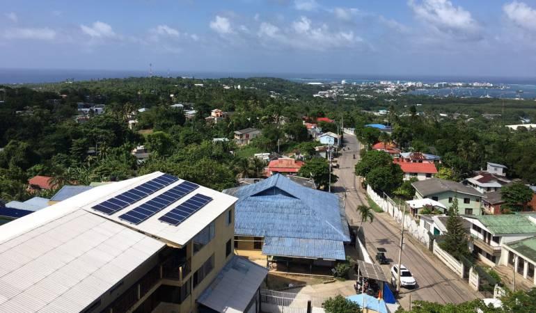 Cerrado el aeropuerto de San Andrés por condiciones climáticas