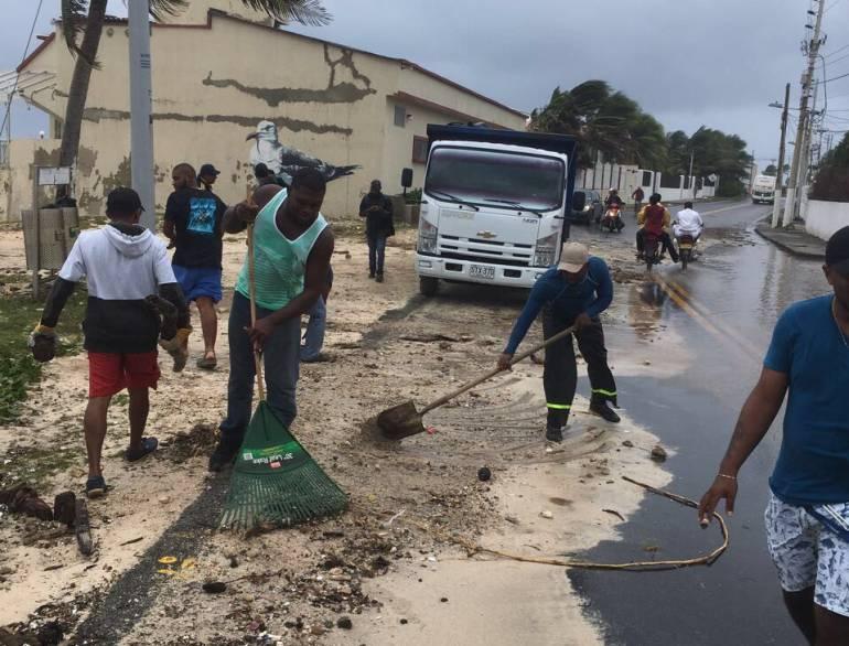 Noticias de San Andrés y Providencia: Extreman prevención por paso de frente frío en San Andrés