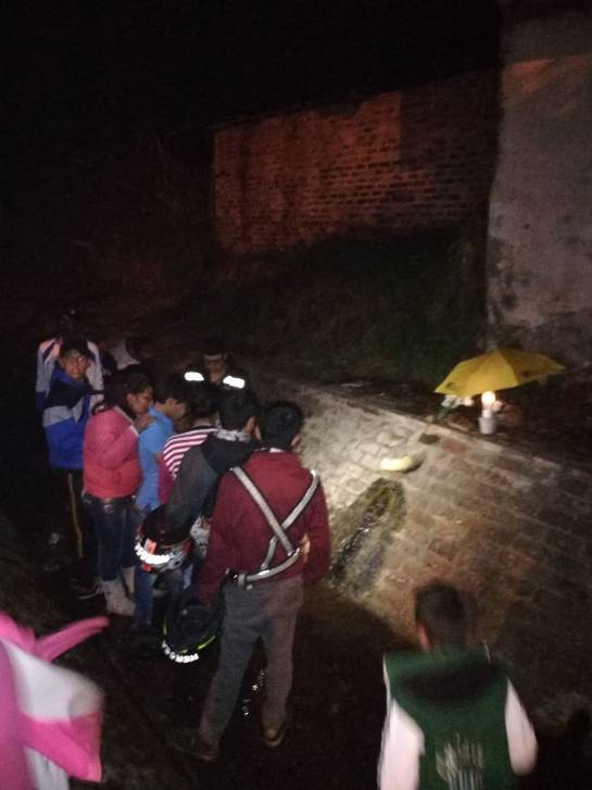 Multitudinaria peregrinación por supuesta aparición de la virgen de Guadalupe en Nobsa, Boyacá: Multitudinaria peregrinación por supuesta aparición de la virgen de Guadalupe en Nobsa, Boyacá