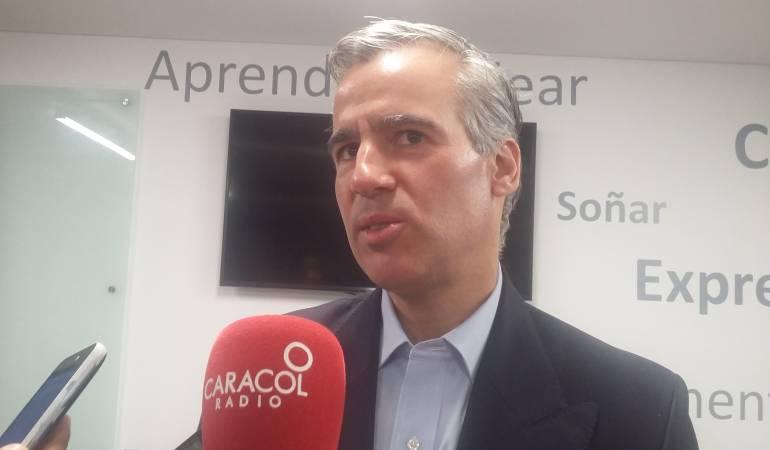 Orlando Cabrales Segovia, presidente de Naturgas,