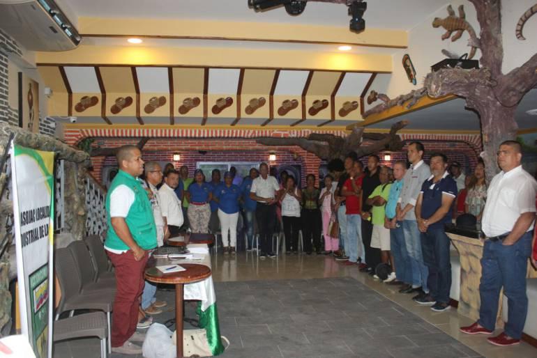 """Líderes de Cartagena se capacitan con """"programa Formador de Formadores"""": Líderes de Cartagena se capacitan con """"programa Formador de Formadores"""""""