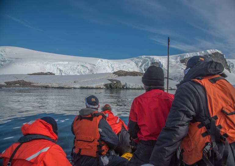 Expedición de Colombia a la Antártida zarpa de Cartagena: Expedición de Colombia a la Antártida zarpa de Cartagena
