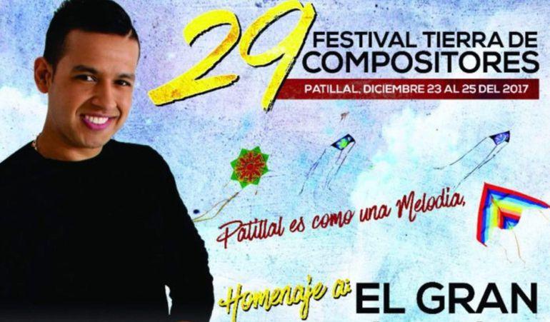 Cortesía Festival Tierra de Compositores