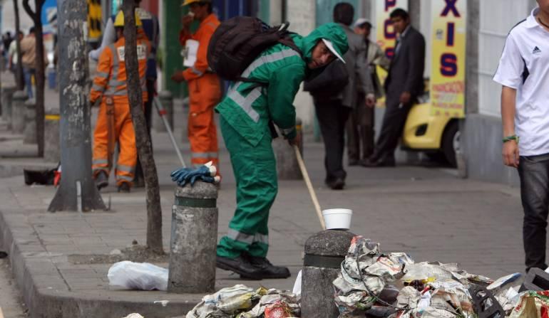 Unidad de Servicios públicos ya recibió propuestas de 8 países para licitación de aseo